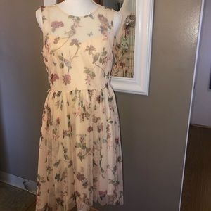Cute Whimsical Vintage inspired dress